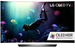 LG OLED65C6P Curved 65-Inch 4K Ultra HD Smart OLED TV
