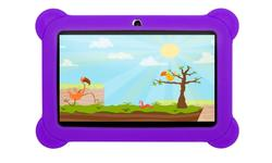 "Kocaso 7"" Tablet 8GB Android 4.4 - Purple - (DX758)"