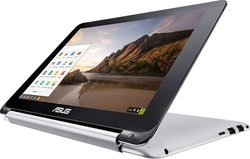 "ASUS Chromebook 10.1"" Laptop 1.8 GHz 4GB 16GB Chrome (C100PARBRKT07)"