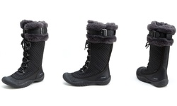 JSport by Jambu Women's Windham Cold Weather Boots - Black - Size: 8
