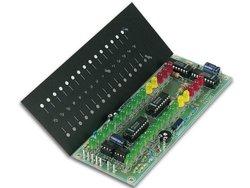 Velleman K4306 Precision Stereo Vu-Meter 2 X 15 Leds 1344562