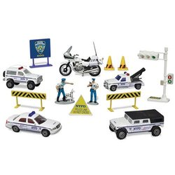 Daron New York Police Department Playset - 12.8 ounces 1344844