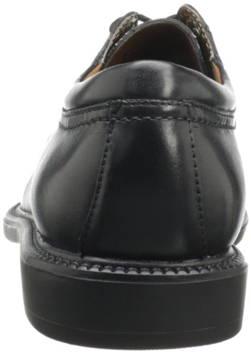 Dockers Men s Gordon Cap-Toe Oxford - Black - Size  9 - Check Back ... cdf2883dd18b