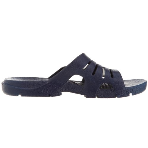 e9efdd364 ... Okabashi Men s Eurosport Waterproof Sandal - Navy - Size  6.5-7.5 ...