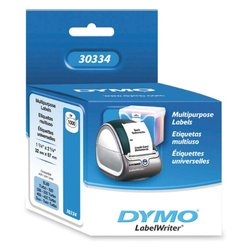 DYMO LabelWriter Self-Adhesive Multi-Purpose Labels Roll of 1000 - 30334