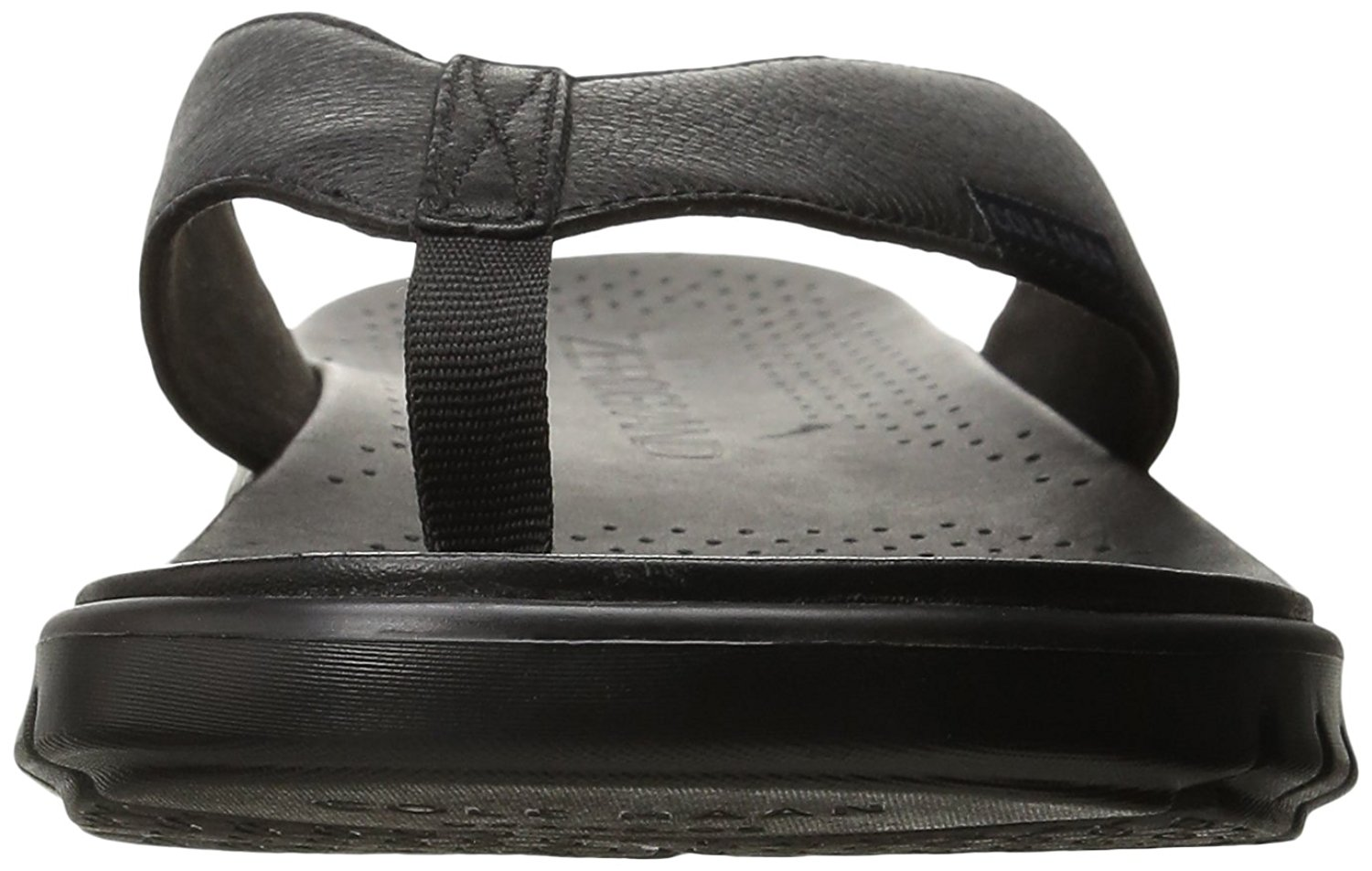 ad5afb435223 Cole Haan Men s Zerogrand Thong Sandal - Black - Size  11 - Check ...