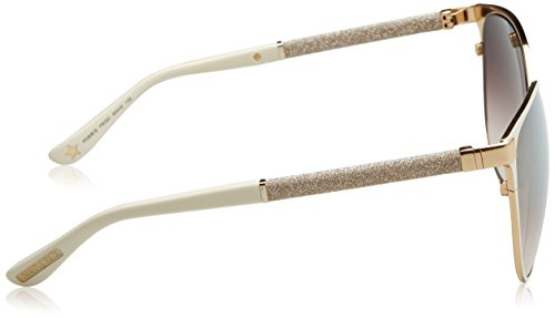 66c66ff0059a Jimmy Choo Women s Posie Sunglasses - Ivory Brown - Check Back Soon ...