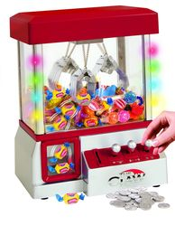 Etna The Claw Arcade Game with Lights/Music