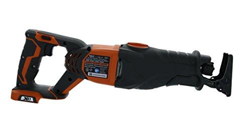 ridgid cordless sawzall. ridgid x4 18-volt cordless reciprocating saw console -tool only - (r8641b) sawzall w