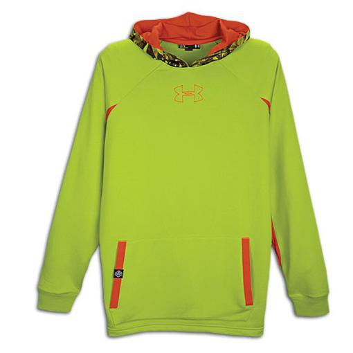 official photos 87672 6d11f Under Armour Men's NFL Combine Authentic Hoodie - Neon Green - Size: Large  - Check Back Soon
