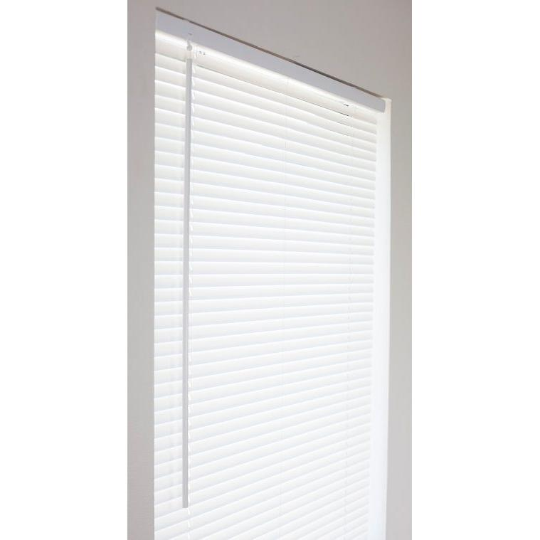 blindsgalore bali product color alabaster slats blind lightblocker with shown vinyl mini blinds in