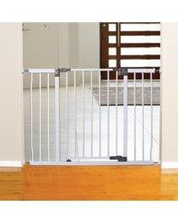 Tee-Zed Dreambaby Liberty Hallway Xtra Gate - White