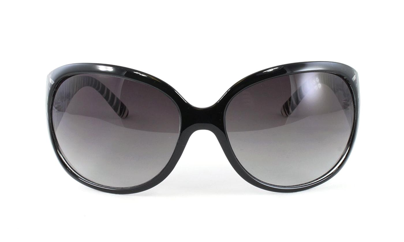 01a78e7c5fc Guess Women's Sunglasses - Black Crystal (GU7250/BLKCY35)