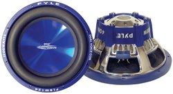 """PYLE 12"""" 1200 Watt DVC Subwoofer Car Audio PLBW124"""