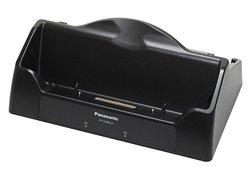 Panasonic Tablet Computer Cradle with 2-Bay Battery Charger (CF-VEBH21KU)