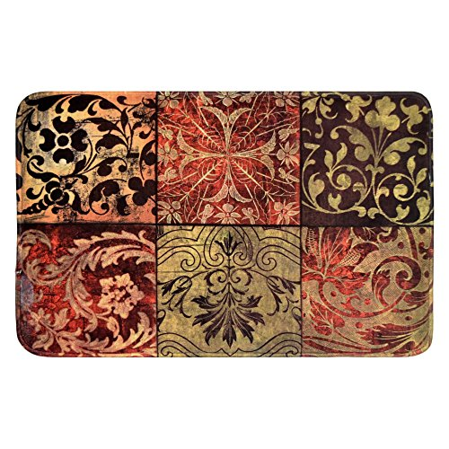 Daisy Kitchen Decor: Daisy Fuentes Relaxed Chef DFRC31 Patchwork Scrolled