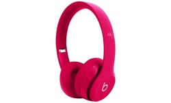 Beats By Dr. Dre Solo2 Wired On-Ear Headphones - Pink (MHBH2AM/A)