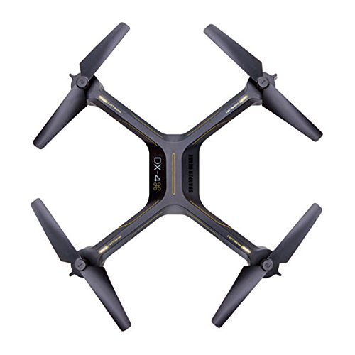 Sharper Image Drone Dx 4 Hd Video Streaming Drone Black Check