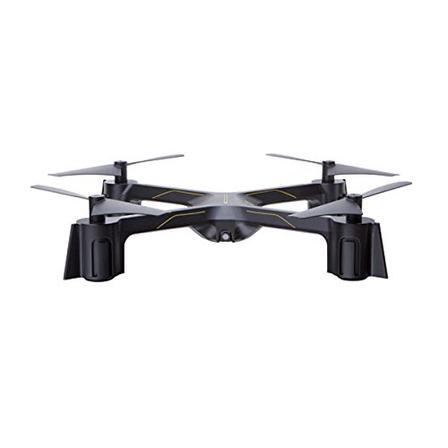 Sharper Image Drone Dx 4 Hd Video Streaming Drone Black Blinq