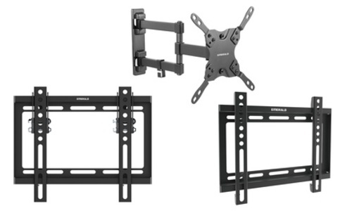Emerald Full Motion Tv Wall Mount For 13 42 Tvs