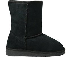 Dawgs Toddler Microfiber Sheepdawgs Boots in Black, Size - 6-7