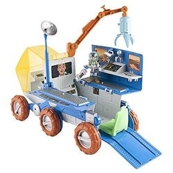 Tomy Kids' Miles from Tomorrowland Mission Rover Model Playset 1388977
