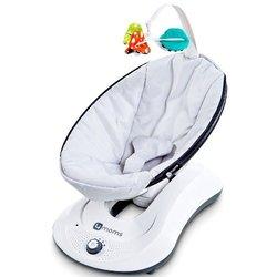 4moms Rockaroo Infant Baby Swing - Gray