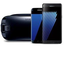Samsung Gear Virtual Reality Headset R323 - Black 1030941