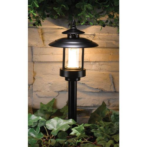Westinghouse 12 watt black outdoor integrated led landscape path westinghouse 12 watt black outdoor integrated led landscape path light mozeypictures Images