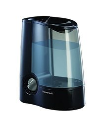 Honeywell 1 Gal. Filter Free Warm Moisture Humidifier - Black (WM705B) 699468