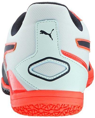 ee92c9e72403 ... Puma Men s Invicto Sala Soccer Shoes - Fair Aqua Total Eclipse - Size   ...