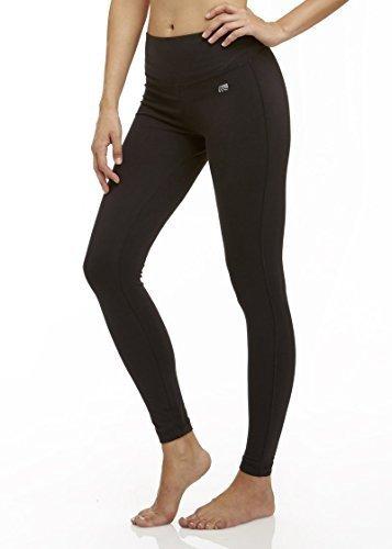 8e4d8a40e631 ... Marika Magical Balance Women's Tummy Control Leggings - Black - Size:  Medium ...