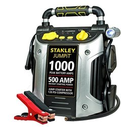 Stanley 1000 Peak Amp Jump Starter With