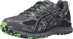 finest selection 31d73 217d2 Asics Gel Scram 3 Men's Trail Running Shoes - Grey - Size:9.5 - Check Back  Soon