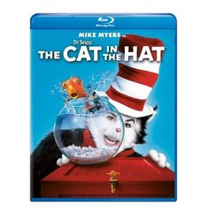 Dr. Seuss' The Cat in the Hat [Blu-ray] 1414930