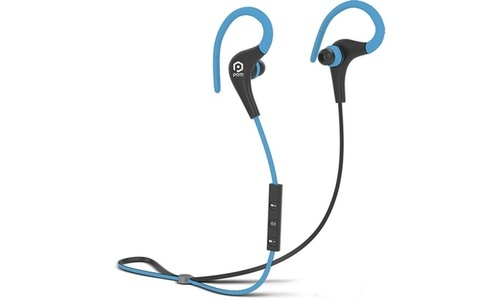 pom gear pro2go sport bluetooth wireless headset blue vs 100 blinq. Black Bedroom Furniture Sets. Home Design Ideas