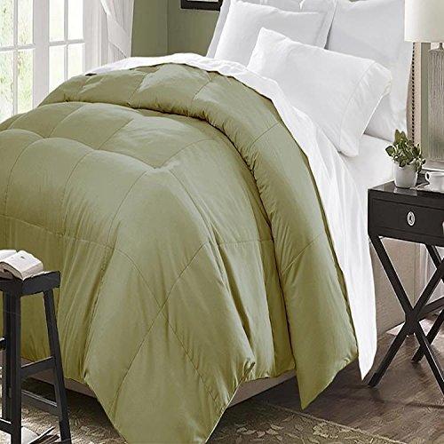 Blue Ridge Home Fashions Microfiber Bed Comfortable Set Sage