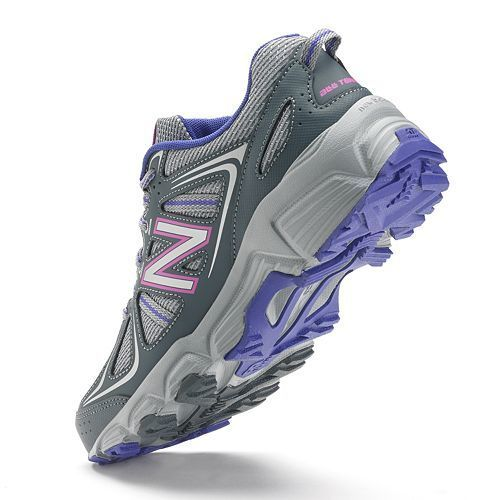 Trail Running Shoes - Light Grey