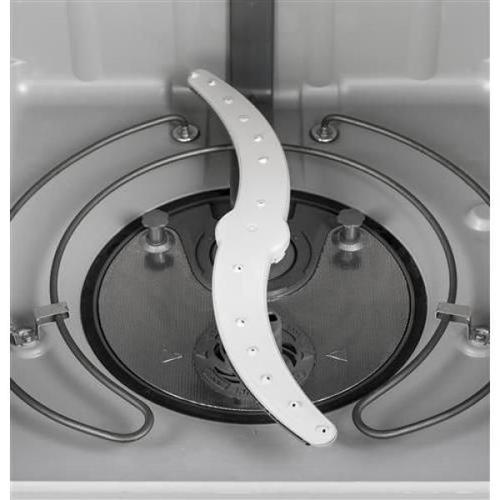 Ge 51 Decibel Built In Dishwasher With Bottle Wash And Hard Food Disposer