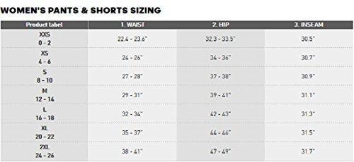 adidas Women's Tiro 17 Training Pants Black Size:L