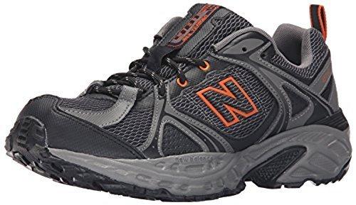 481v2 Trail Running Shoe, Black/Orange
