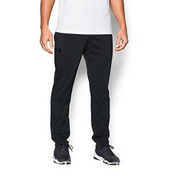 Under Armour Men's Woven Tapered Training Pant - Black - Size:XL 1436854