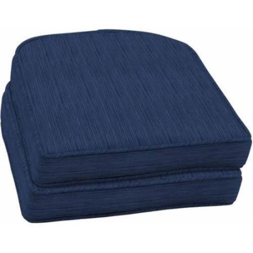 Better homes and gardens 18x17x5 outdoor patio wicker - Better homes and gardens chair cushions ...