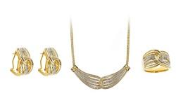 1/2 CTTW 3-Piece Diamond Jewelry Set -