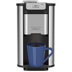 Cuisinart Single Cup Grind & Brew Coffeemaker - Silver 353605