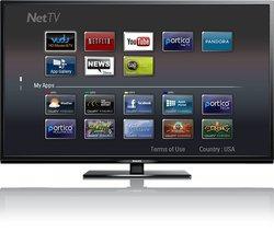 """Philips 58"""" 1080p LED LCD Smart HDTV - 60Hz (58PFL4909/F7)"""