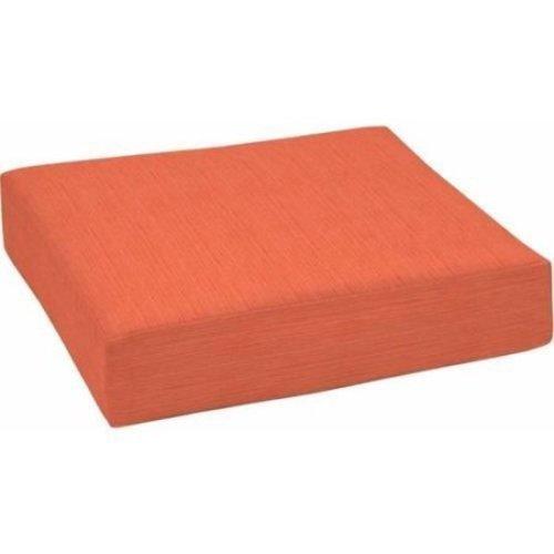 Better Homes Gardens Patio Deep Seat Bottom Cushion Orange Texture Check Back Soon Blinq