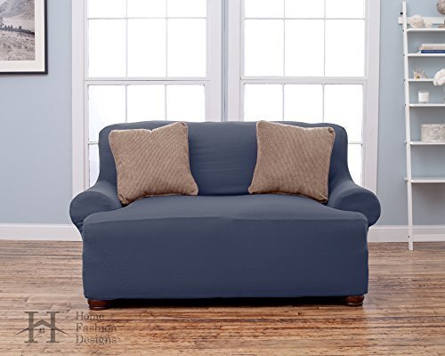 Home Fashions Lucia Corduroy Loveseat Or Sofa Slipcover Check Back Soon Blinq