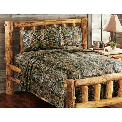 cabela 39 s 3 piece seclusion jersey knit bed sheet set multi size king check back soon blinq. Black Bedroom Furniture Sets. Home Design Ideas