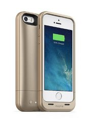 Mophie 1700mAh Battery Case for iPhone 5/5s - Gold